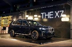 聪明的买车人丨车展快评 奔驰全新GLS:终于不必死守着宝马X7了! 【图】