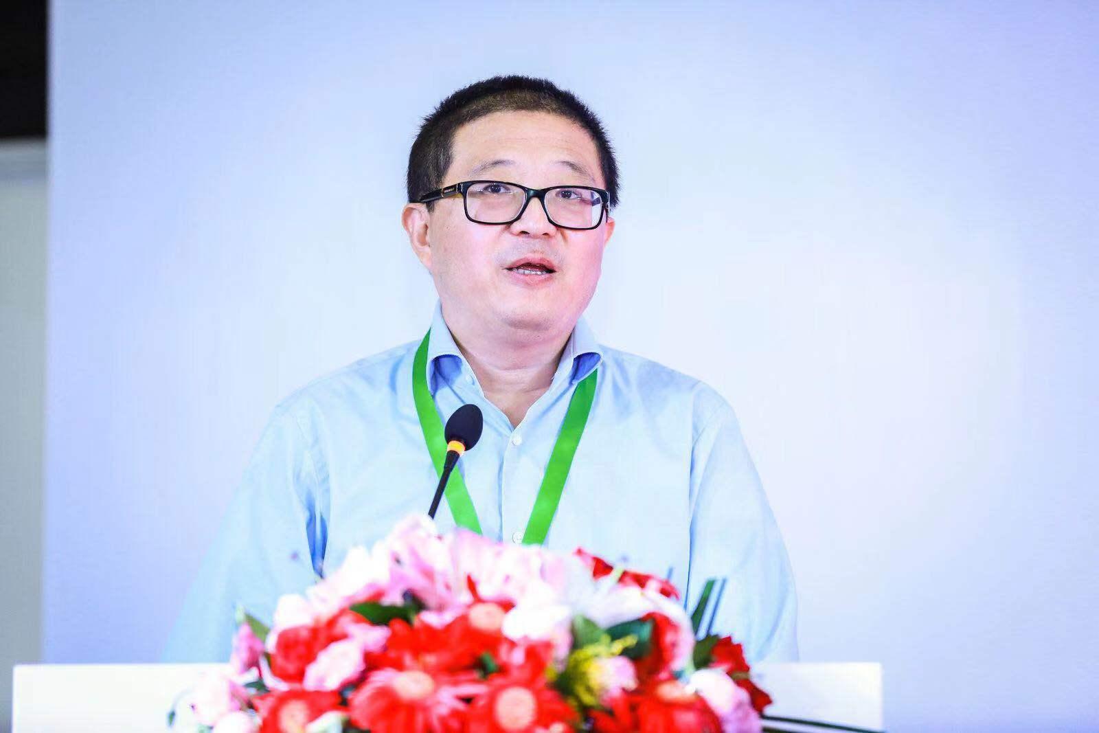 中国汽车流通协会副秘书长王都