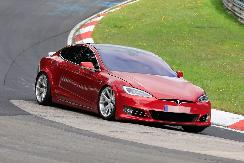 特斯拉Model S纽北成绩被透露,竟碾压保时捷Taycan近20秒 【图】