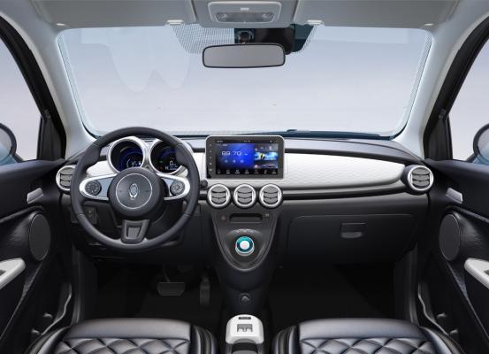 高颜值,低价位,6万预算新能源纯电汽车推荐
