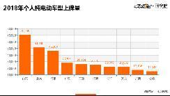 个人指标已上牌4.5万辆,北京新能源车主最爱车型Top 20