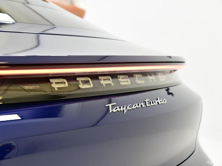 保时捷 Taycan 2019款 Taycan Turbo