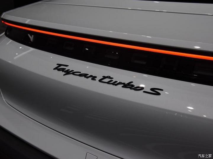 保时捷 Taycan 2019款 Taycan Turbo S