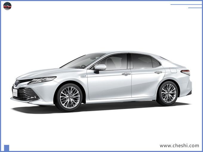 丰田新款凯美瑞12月发布 配置升级/增四驱版车型-图2