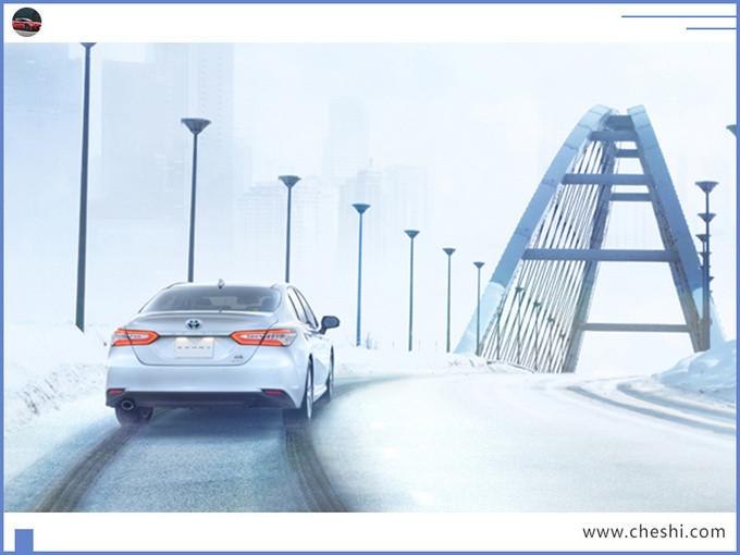 丰田新款凯美瑞12月发布 配置升级/增四驱版车型-图3