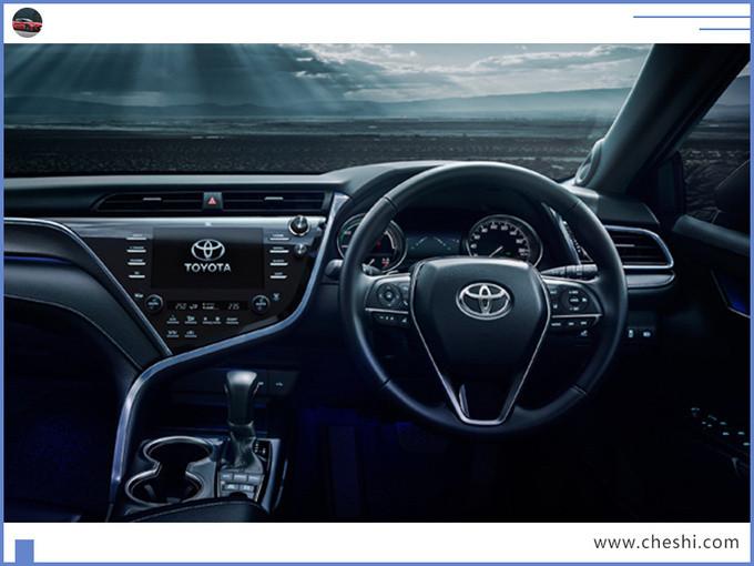 丰田新款凯美瑞12月发布 配置升级/增四驱版车型-图4
