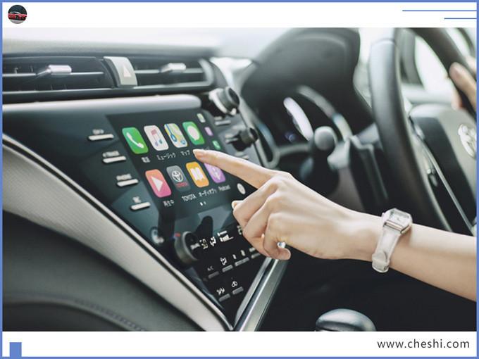 丰田新款凯美瑞12月发布 配置升级/增四驱版车型-图5
