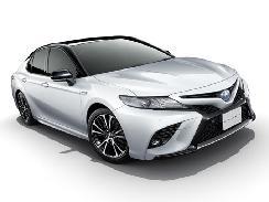 丰田新款凯美瑞12月发布 配置升级/增四驱版车型