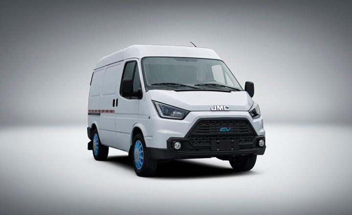 江铃特顺EV系列正式上市 主销车型售20.6万元