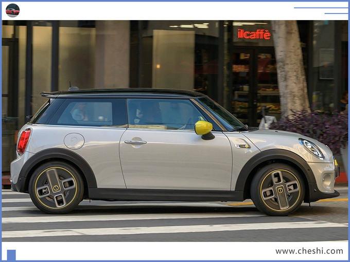 MINI纯电动车售价曝光 年内国产/竞争奔驰Smart-图2