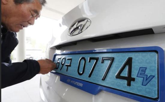 韩国公布500亿美元计划 大力发展电动和自动驾驶汽车