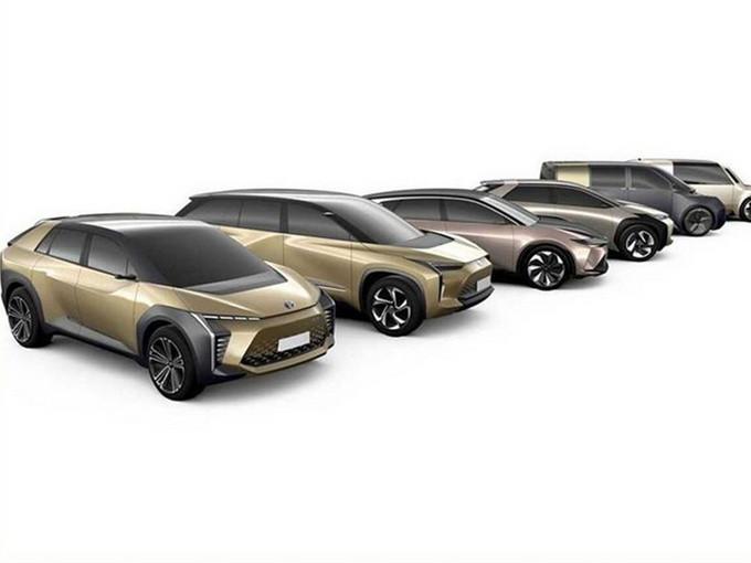 丰田将推3款纯电动车 C-HR领衔-将进入中国市场-图1