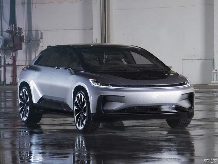 Faraday Future FF 91 2017款 基本型