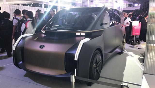 东京车展:丰田面向未来,日产步步为营,马自达不再执着