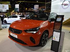 推8款车型 欧宝发布新能源产品计划