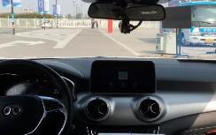 在顺义智能网联大会现场,体验并不完美的L4自动驾驶