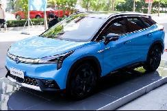 广汽新能源2020年将推出两款纯电动SUV车型