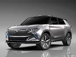 只生产SUV 双龙计划研发电动车平台