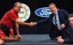 福特与UAW达成临时协议,仅耗时3天