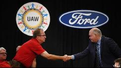 仅用三天时间 福特与UAW达成临时协议