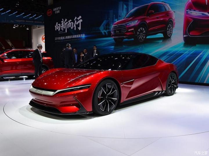 比亚迪 比亚迪e-SEED GT 2019款 基本型