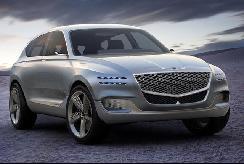 不加油不充电,韩系高端品牌新车不输奔驰,会量产吗?