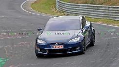 重返赛道 Model S继续刷新纽北成绩