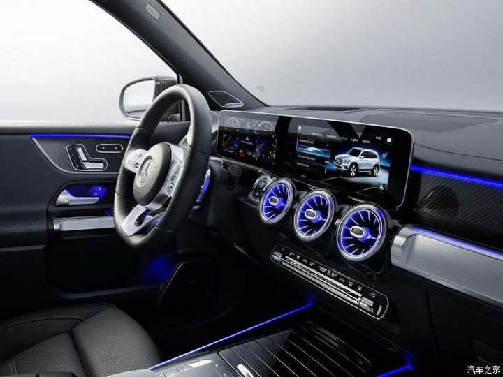 奔驰(进口) 奔驰GLB(海外) 2019款 基本型