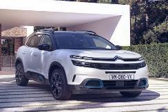 雪铁龙C5插混版车型曝光 将于2020年上半年上市