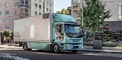沃尔沃开始在欧洲销售新型电动卡车