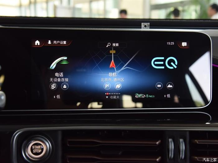 北京奔驰,电池,奔驰,北京奔驰EQC