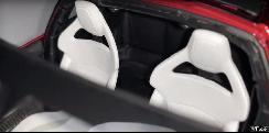 官方车模证实 Roadster2将有双排座椅