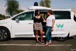 支援造车 Waymo关闭奥斯汀自动驾驶业务