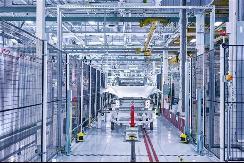 特斯拉上海工厂刚要投产,威马沈晖慌的话都不会说了?