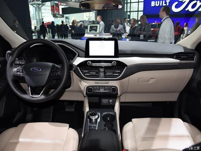 新车,福特Escape, 福特Escape中文名,锐际