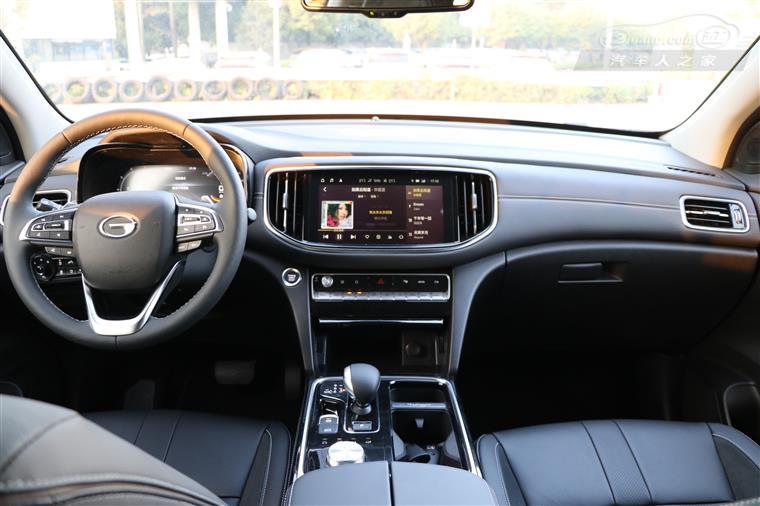 试驾 小改款大升级!2020款传祺GS8试驾体验+390T发动机解析