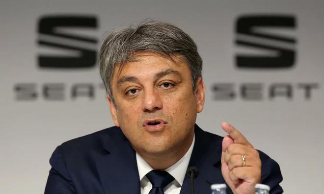 西雅特总裁卢卡•德•梅奥或将担任雷诺CEO