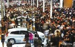 百姓看广州车展:购车更放心