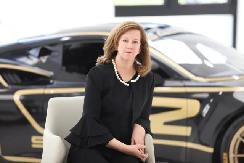 玛丽安·麦克伦妮出任赛麟汽车全球市场营销总裁