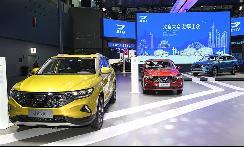 捷达VS7广州车展内饰揭秘 德系一门三捷带来多元体验