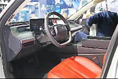 预售价格27-37万元,广州车展小鹏P7揭晓智能音乐座舱