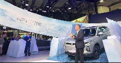 威马EX6 PLUS正式上市 补贴后售价23.99万元