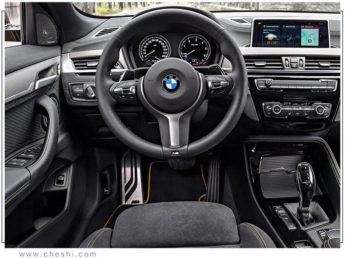 宝马新款X2信息曝光 插电混合动力车型/搭1.5T-图5
