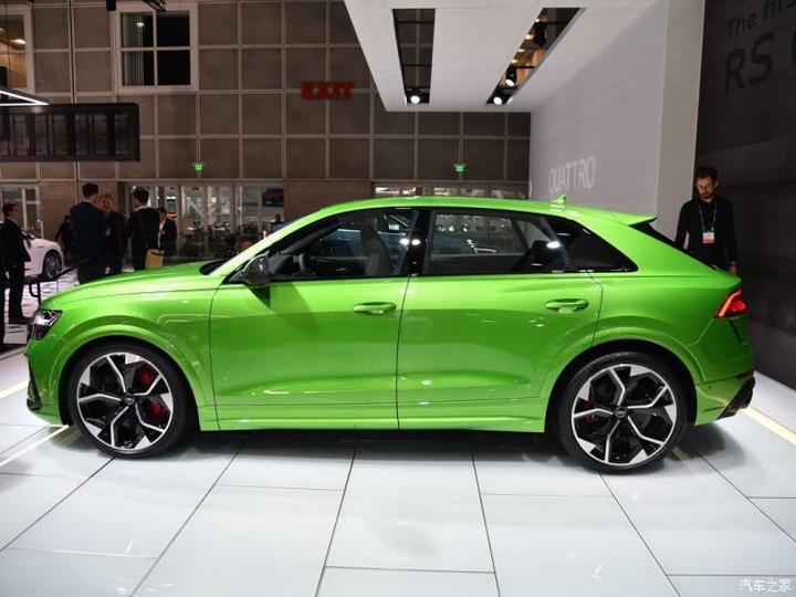 Audi Sport 奥迪RS Q8 2020款 基本型