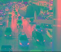 以色列创企推全包式交通管理平台 支持V2I通信/实时优化交叉口交通