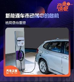 产业透视│新能源车市动荡起伏暗藏危机