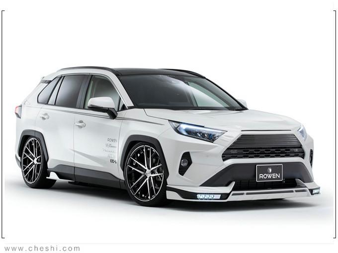 丰田全新RAV4改装版曝光 这外观设计能接受吗-图4