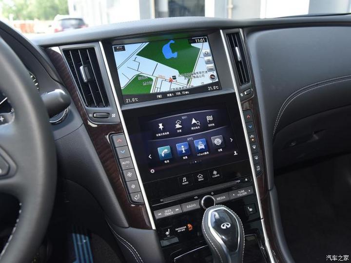东风英菲尼迪 英菲尼迪Q50L 2018款 2.0T 豪华运动版 国VI