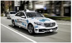 戴姆勒在美试点测试奔驰自动驾驶出租车