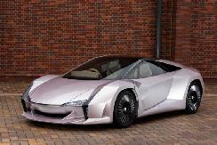 日本联盟利用纤维素纳米材料打造概念车 将车辆重量减轻10 %以上